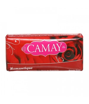 CAMAY ® BAR SOAP 80 GR - ROMANTIC - 48/CS (ITEM NO. 67038611)