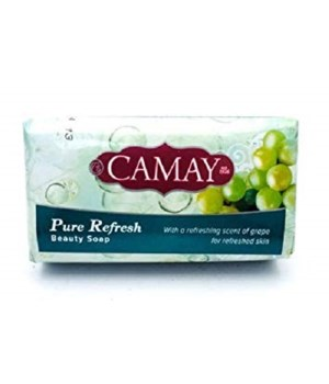 CAMAY ® BAR SOAP 85 GR - DEJOUR - 48/CS (ITEM NO. 67048262)
