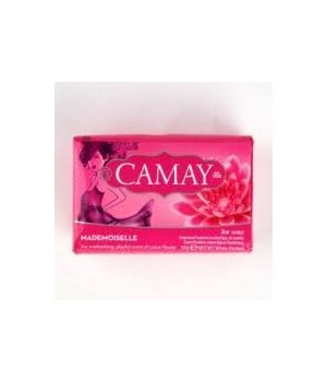 CAMAY ® BAR SOAP 85 GR - MADEMOISELLE - 48/CS (ITEM NO. 67048264)