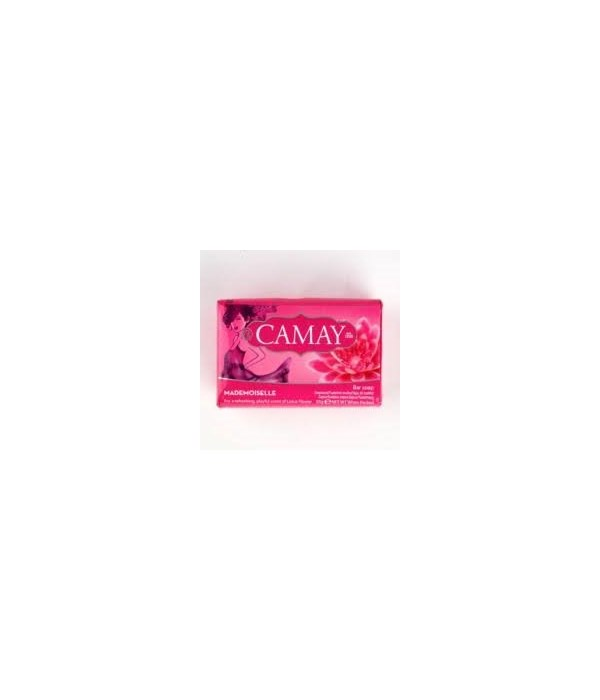 CAMAY ® BAR SOAP 85 GR - MADEMOISELLE - 48/CS (ITEM NO. 67048264)
