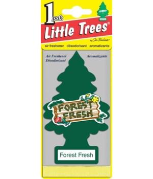 CAR FRESHENER® FOREST FRESH 1'S - 24/CS