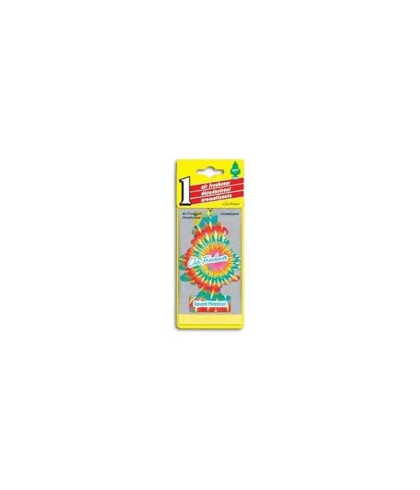 CAR FRESHENER® SPICED PATCHOULI BOX- 1'S  -  24/CS (10949)