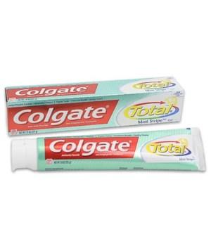 COLGATE® TP 7.8 OZ - TOTAL MINT STRIP GEL  - 24/CS (76318)