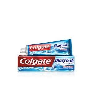 COLGATE� TP 7.8 OZ - MAX FRESH BLUE- 24/CS - REPACK