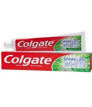 COLGATE® TP 8 OZ - SPARKLING WHITENING MINT ZING - 24/CS (51097)