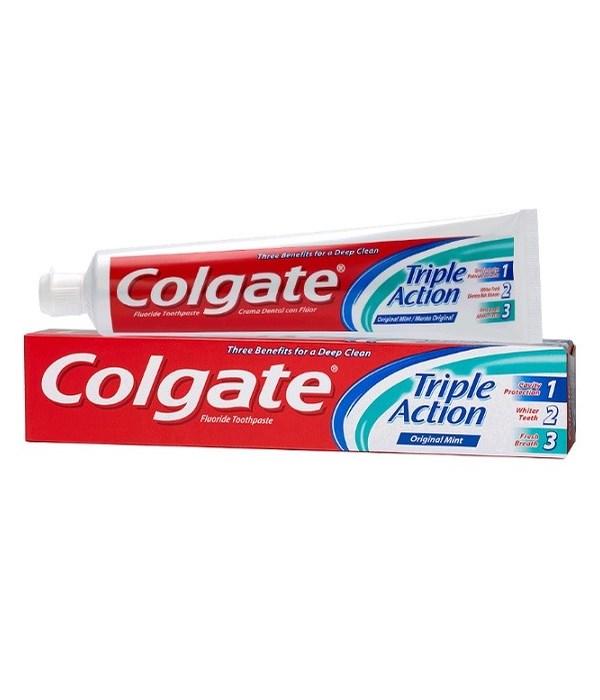 COLGATE® TP 8 OZ - TRIPLE ACTION  - 24/CS (51086)