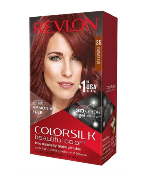 COLOR SILK® VIBRANT RED - #35 - 12/CS