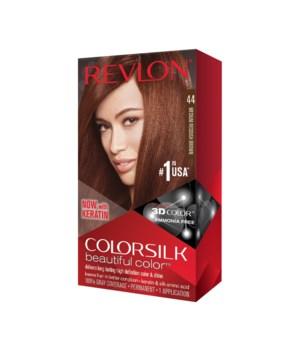COLOR SILK® MEDIUM RED BROWN - #44 - 12/CS