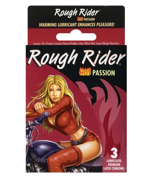 CONTEMPO� ROUGH RIDER HOT PASSION 3CT # 8611 - 12/UNIT