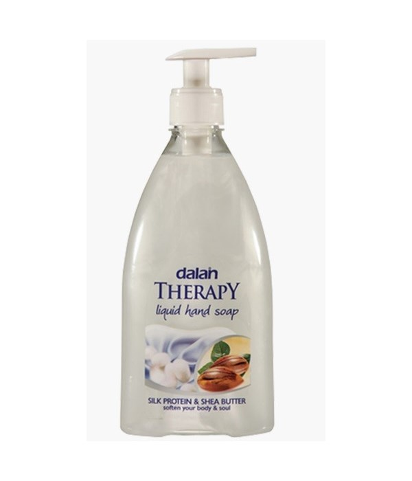 DALAN® LIQUID SOAP 13.5 OZ - SHEA BUTTER & SILK  - 24/CS