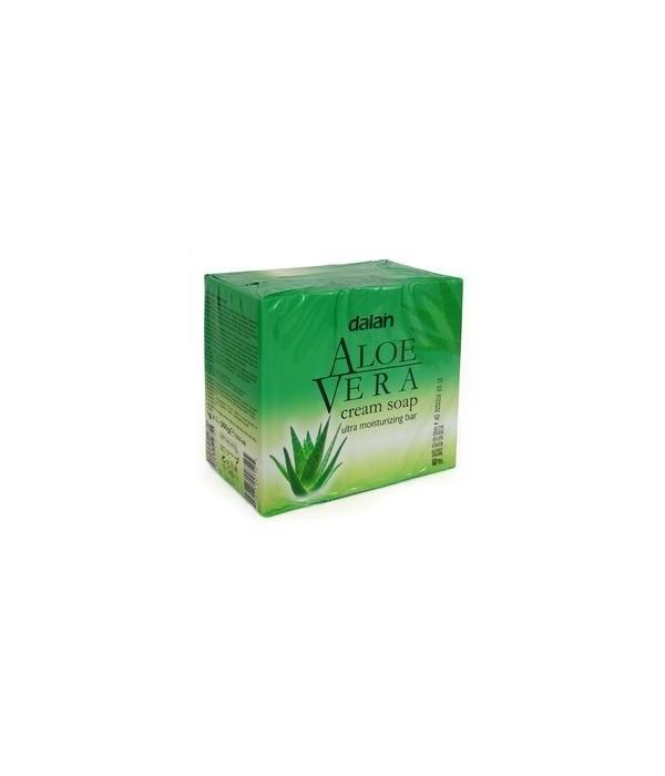 DALAN® BAR SOAP 3PK (3.17oz EACH)  - ALOE VERA - 24/CS