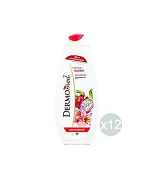DERMOMED® SHOWER GEL 750ml- LILIUM & DRAGON FRUIT- 12/CS