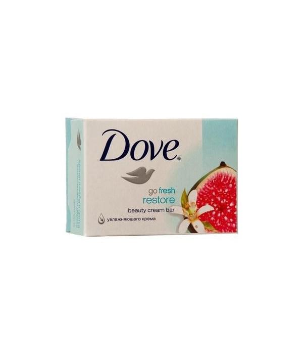 DOVE® BAR SOAP 135 GR - RESTORE - 48/CS (Fig)