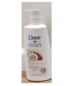 DOVE® BODY LOTION 16.9 FO (500ml) - RESTORING RITUAL- 12/CS
