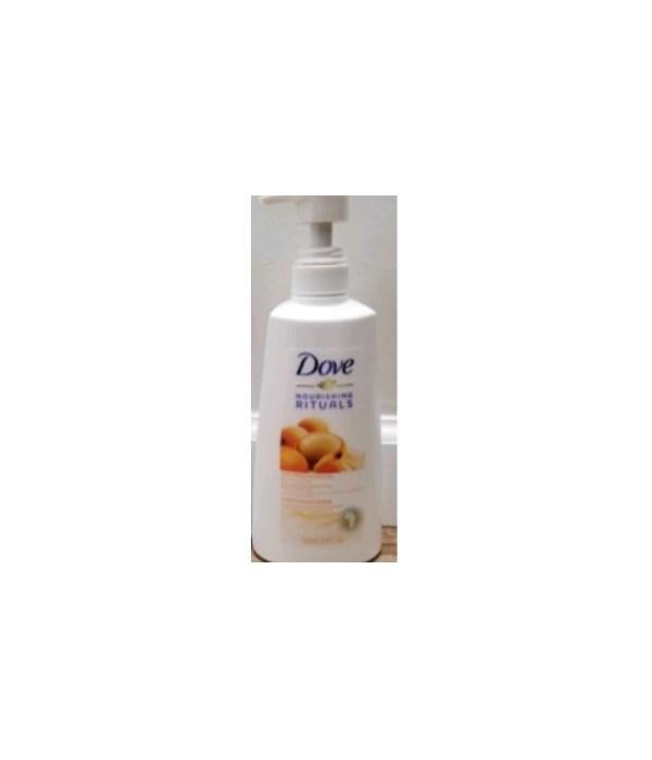 DOVE® BODY LOTION 16.9 FO (500ml) - REPLENISHING RITUAL- 12/CS