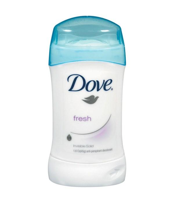 DOVE® 1.6oz AP INV/SLD FRESH