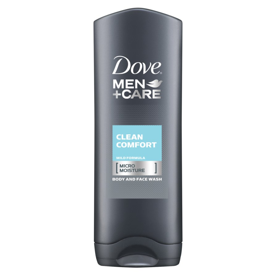 Dove Body Wash 400 Ml Men S Clean Comfort 12 Cs Dove Akr Corporation