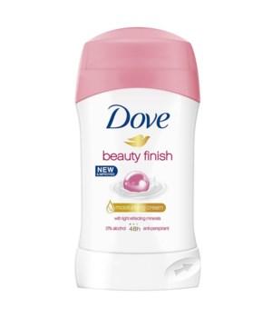 DOVE® DEODORANT STICK 40 ML - BEAUTY FINISH - 30/CS