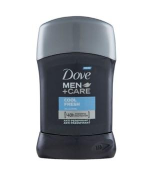 DOVE® DEODORANT STICK 40 ML - COOL FRESH (MEN)- 24/CS