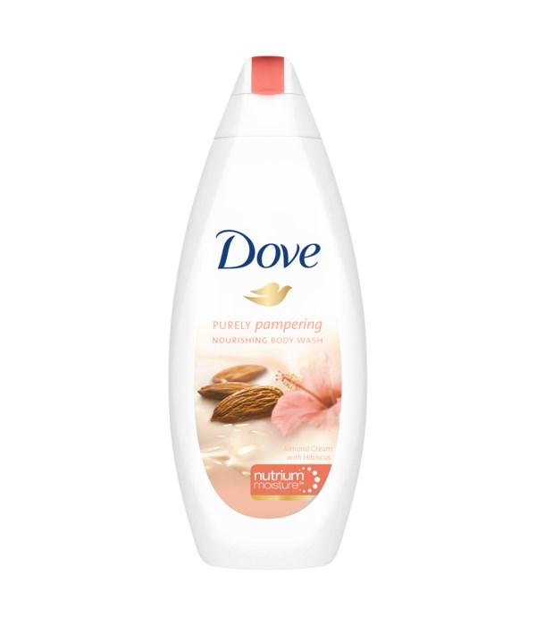 DOVE® BODY WASH 700ml- MANDORLA ( ALMOND )- 12/CS