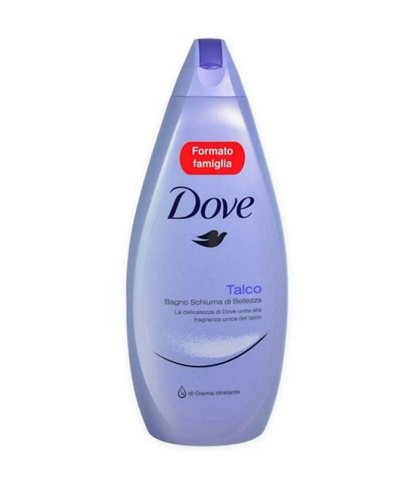 DOVE® BODY WASH 700ml- TALCO - 12/CS