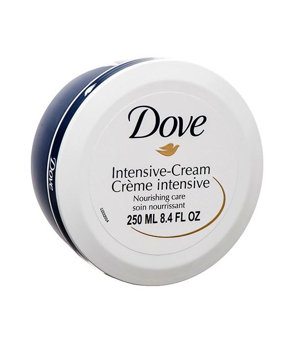 DOVE® INTENSIVE NOURISHING CREAM 24 X 250ML (67432100)