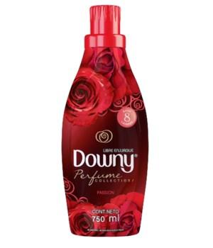 DOWNY® 750 ML - PASSION (RED) - 9/CS