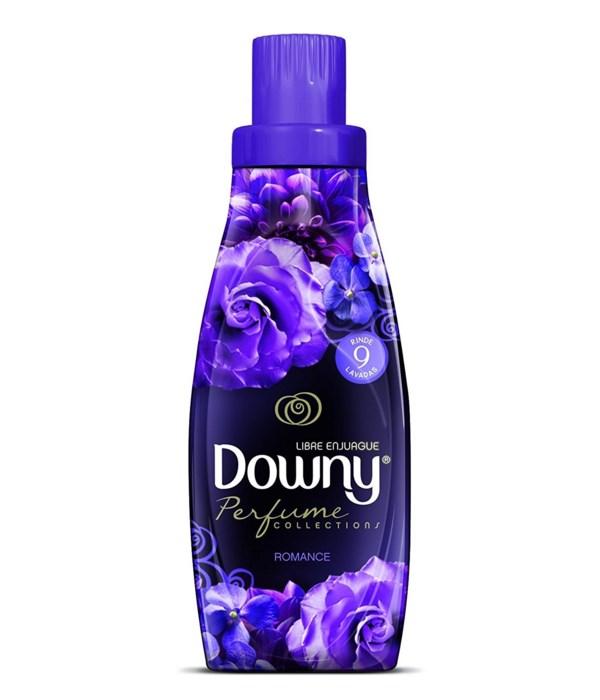 DOWNY® 750 ML - ROMANCE (PURPLE) - 9/CS