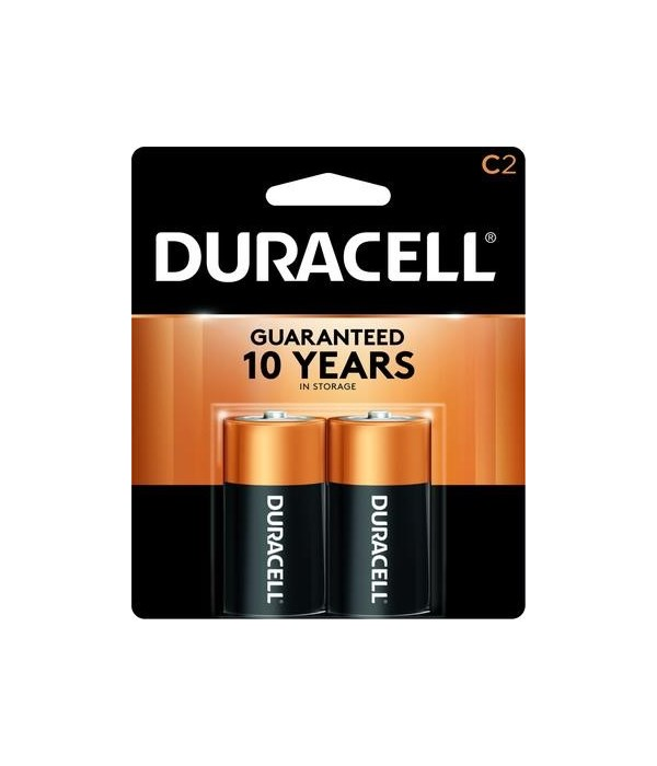 DURACELL® C-2 - COPPERTOP USA