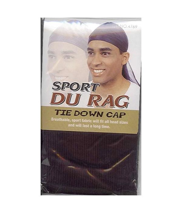 DURAG BLACK 12'S