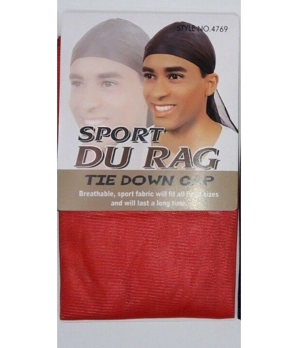 DURAG RED 12'S