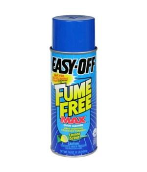 EASY OFF® 400 GR - FUME FREE MAX - 12/CS