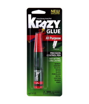 KRAZY GLUE PRECISION CONTROL PEN 3G - 48PK  ( KG854 48MR)