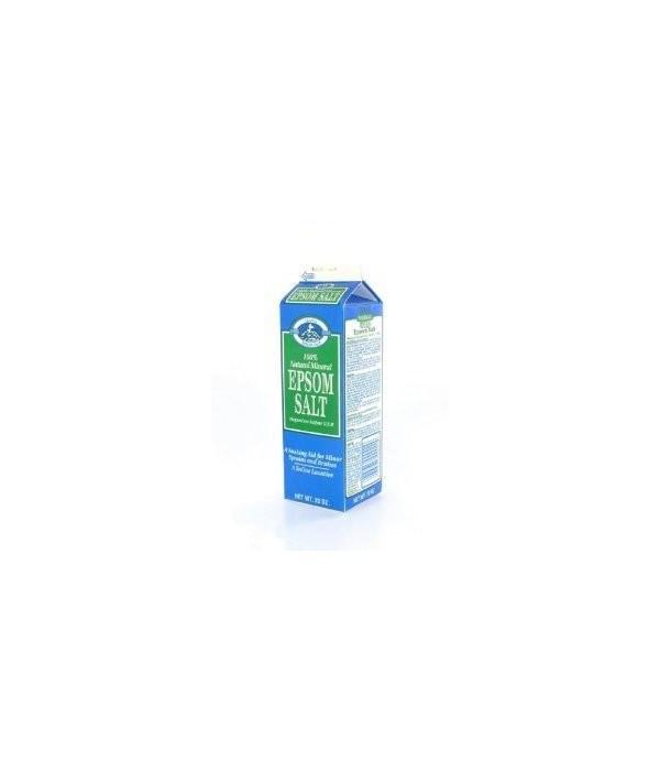 EPSOM� SALT 1 LB - 12/CS (076275000014)