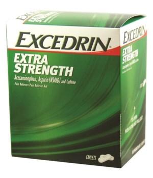 EXCEDRIN� REGULAR BOX 50/2's