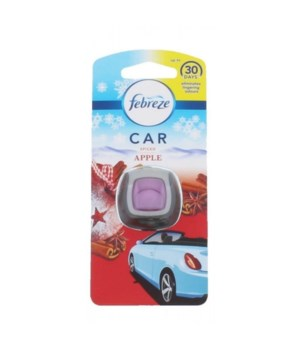 FEBREZE® CAR VENT 2ML (.07oz) - SPICED APPLE - 8/CS