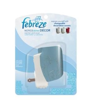 FEBREZE® Noticeables (Warmer & Cover) (84846509) ~ Pug in machine