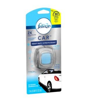 FEBREZE® CAR VENT - CRISP CLEAN - 8/CS