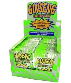 GINSENG ENERGY NOW GINKO BILOBA 24CT (GREEN)