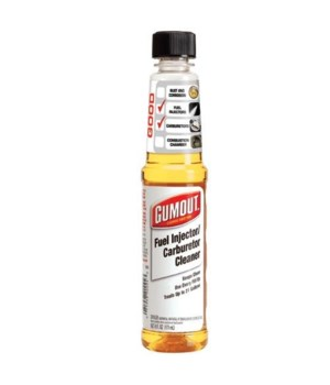 GUMOUT® 2X FUEL INJECTOR CLEANER 6oz- 12/CS