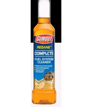 GUMOUT® FUEL INJECTOR CLEANER 6oz- SYSTEM CLEANER- 12/CS