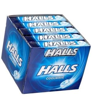 HALLS 20's COOL WAVE