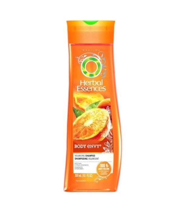 HERBAL® ESSENCES SHAMPOO BODY ENVY 300ml + BONUS 50gr DRY SHAMPOO/6
