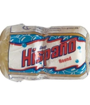 HISPANO® BAR SOAP BOLA ROUND 2'S - 25/CS