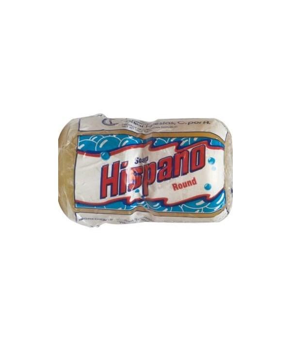HISPANO® BAR SOAP BOLA ROUND 2'S - 25/CS