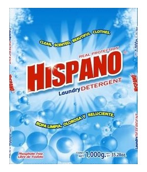 HISPANO® POWDER 1000 GR - 18/CS