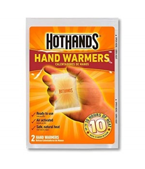 HOT HANDS - HAND WARMERS - 240/CS