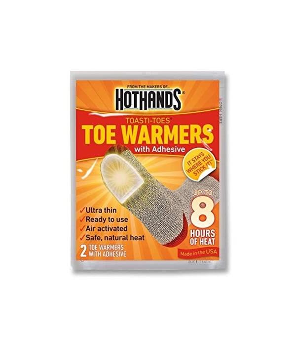 HOT HANDS - TOE WARMERS - 240/CS