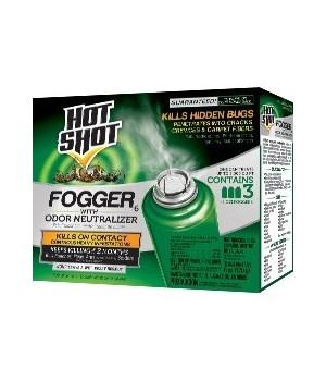 HOT SHOT® 2 OZ FOGGER   - 6/4PK (96181)