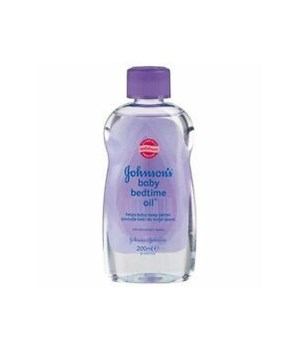 J &J® BABY OIL 300 ML- LAVENDER- 12/UNIT